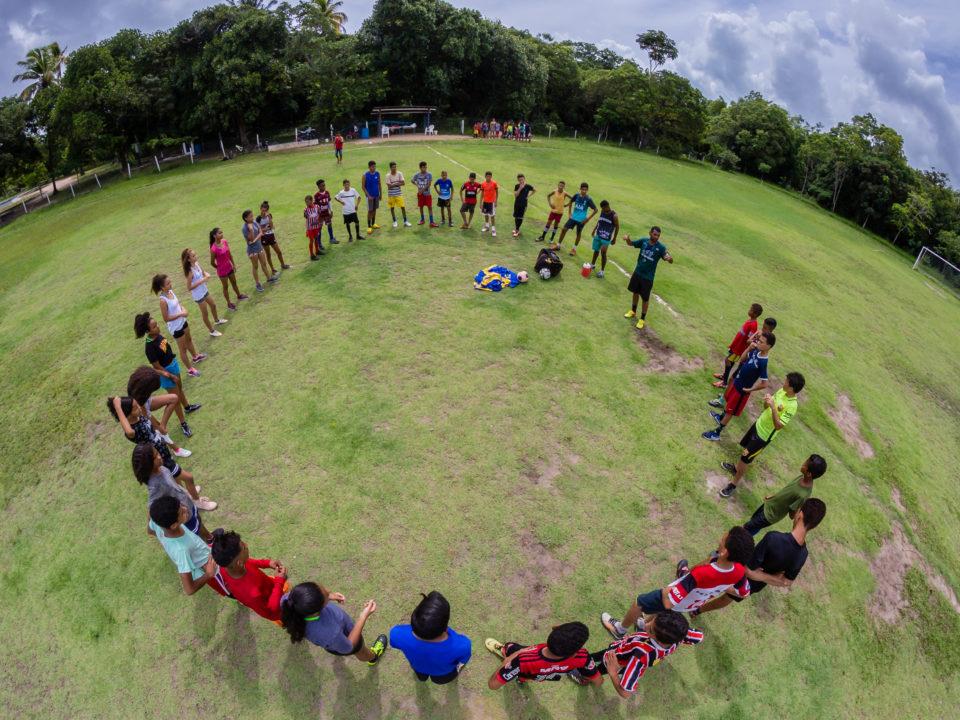 Projeto Gramame – O Vale do Esporte e da Cidadania