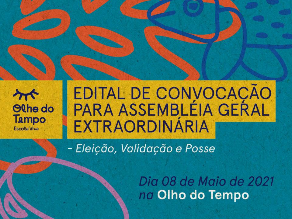 :: Edital Eleição, Validação e Posse ::