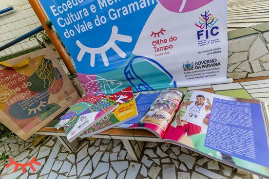 Livro Ecoeducação, Cultura e Memória do Vale do Gramame.